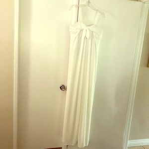 NWT Halston Heritage gown.